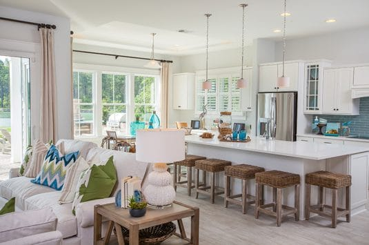 Thoughtful Design Elements Benefit 50+, Multi-Generational Households