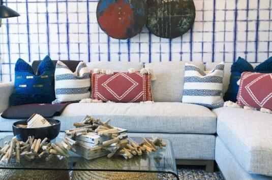 Wallpaper Returns as a Reimagined Design Element